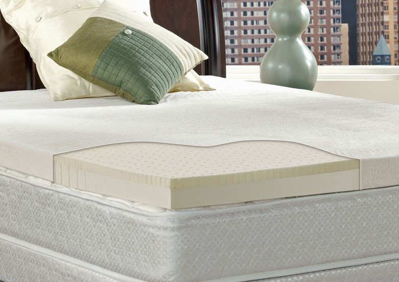 Thomasville 3 Quot Talalay Latex Topper