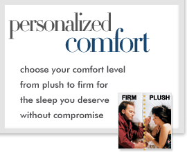 Experience Personalized Comfort