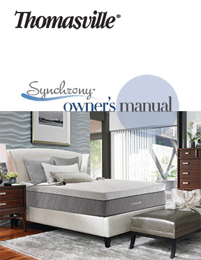 Thomasville® Synchrony™ Owner's Manual