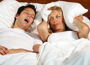 How to stop a snoring partner